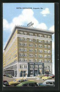 AK Augusta, GA, Hotel Richmond