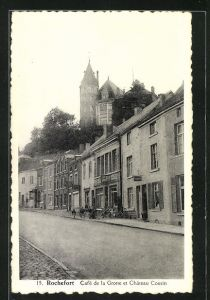 AK Rochefort, Cafe de la Grotte et Chateau Cousin
