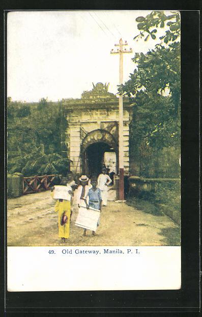 AK Manila, Old Gateway