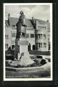 AK Roermond, Standbeeld Dr. P. J. H. Cuijpers