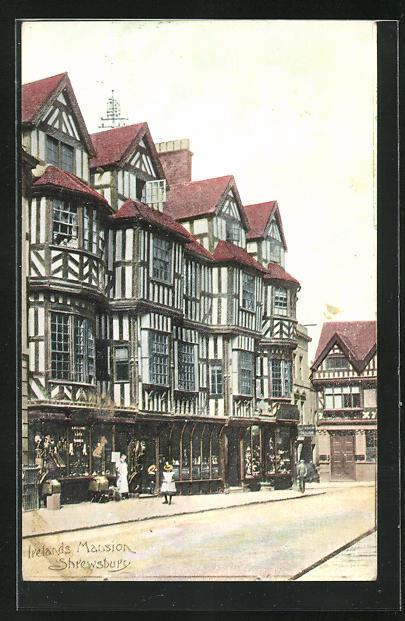 AK Shrewsbury, Irelands Mansion