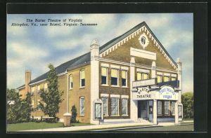 AK Abingdon, VA, The Barter Theatre