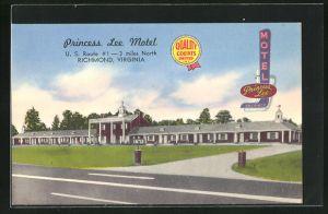 AK Richmond, VA, Princess Lee Motel