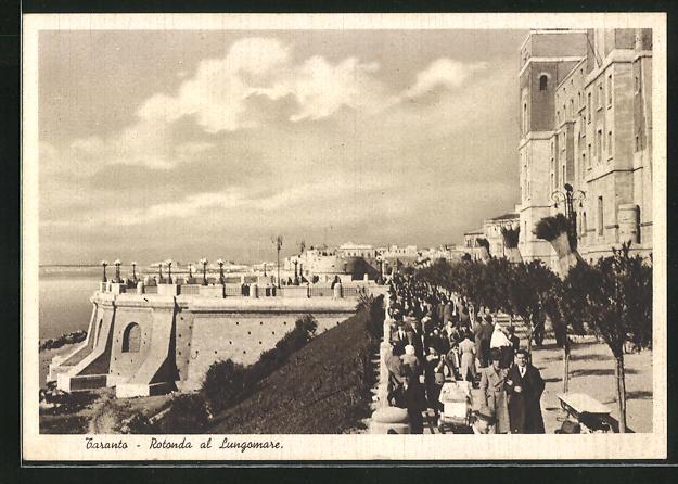 AK Taranto, Rotonda al Lungomare