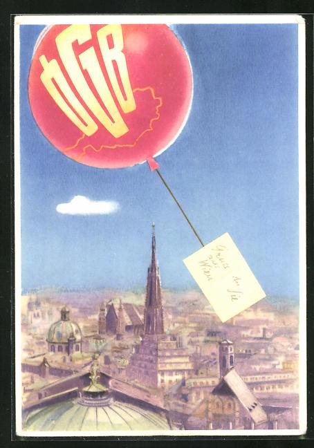 AK Wien, 3. Gesamtösterreichisches Gewerkschaftstreffen 1953