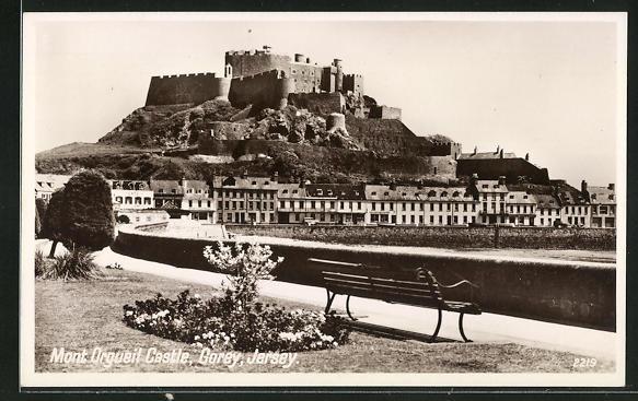 AK Gorey / Jersey, Mont Orgueil Castle