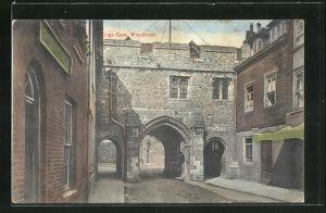 AK Winchester, Kings Gate