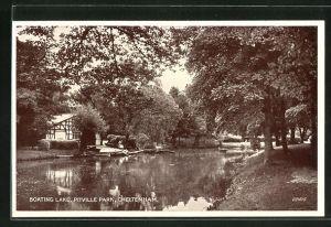 AK Cheltenham, Boating Lake, Pitville Park