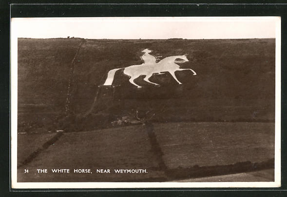 AK Weymouth, The White Horse