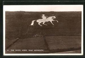 AK Weymouth, The White Horse