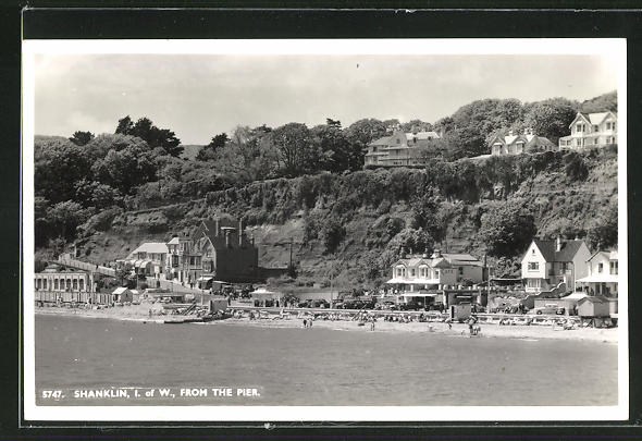 AK Shanklin / Isle of Wight, From the Pier