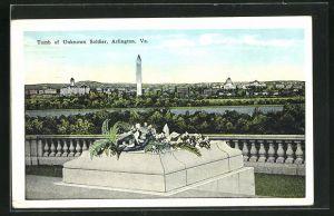 AK Arlington, VA, Tomb of Unknown Soldier