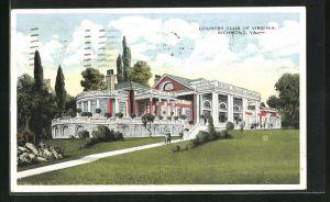 AK Richmond, VA, Country Club of Virginia