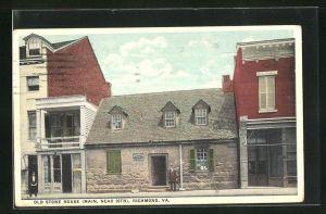 AK Richmond, VA, Old Stone House (Main, Near 20th)