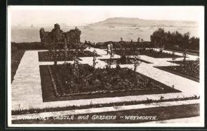 AK Weymouth, Sandsfort Castle and Gardens