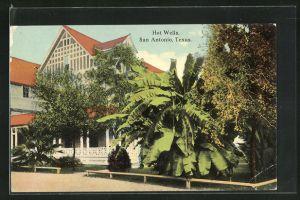AK San Antonio, TX, Hot Wells