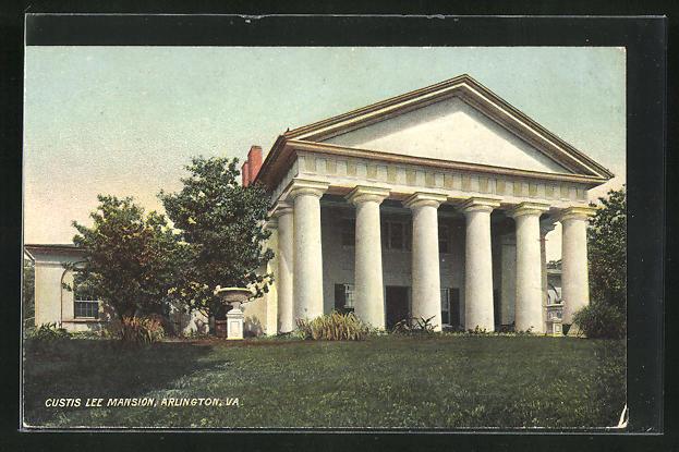 AK Arlington, VA, Custis Lee Mansion