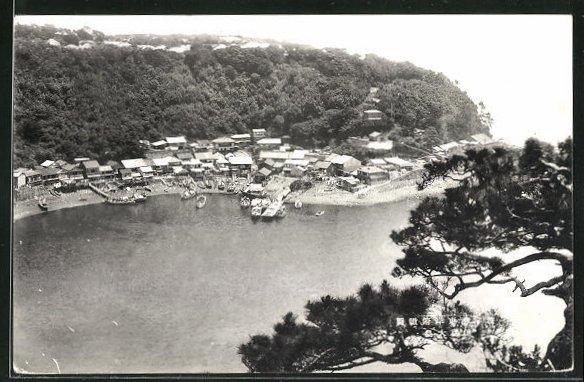 AK Oshima, Habu-Hafen
