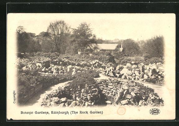 AK Edinburgh, Botanic Gardens