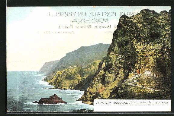 AK Madeira, Entrosa da Boa Ventura