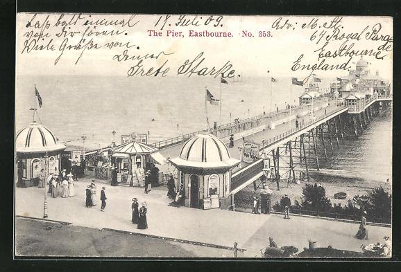 AK Eastbourne, the Pier