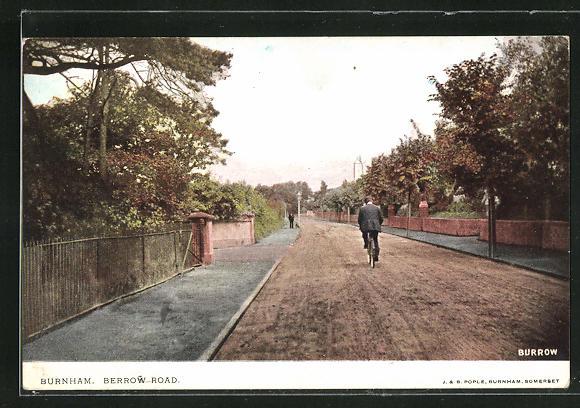 AK Burnham, Berrow Road