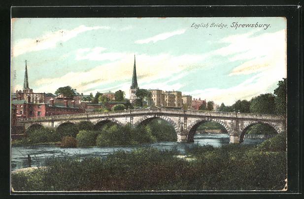 AK Shrewsbury, English Bridge