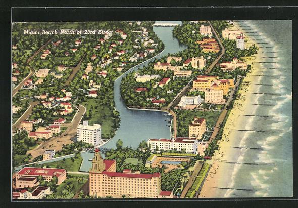 AK Miami Beach, FL, North of 23rd Street