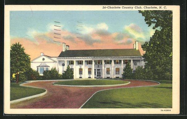 AK Charlotte, NC, Charlotte Country Club