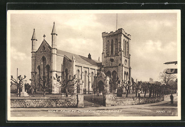 AK Trowbridge, Holy Trinity Church