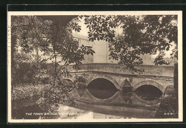 AK Trowbridge, The Town Bridge