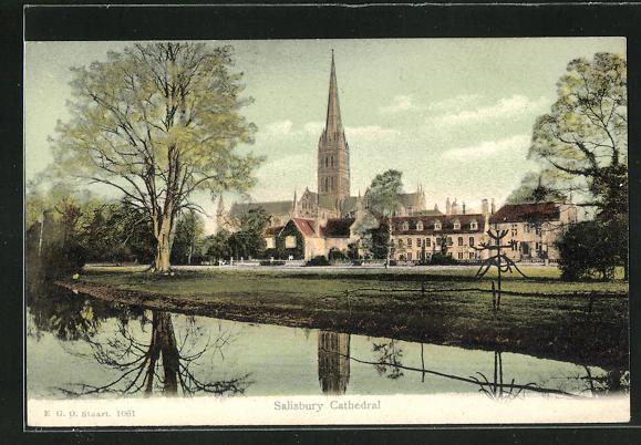 AK Salisbury, Cathedral