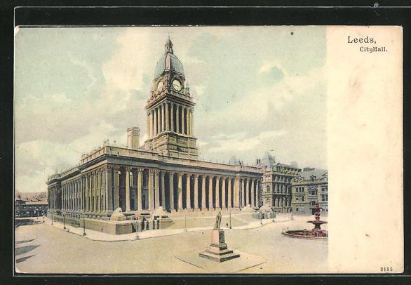 AK Leeds, City Hall