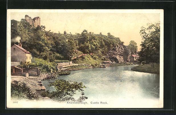 AK Knaresborough, Castle Rock