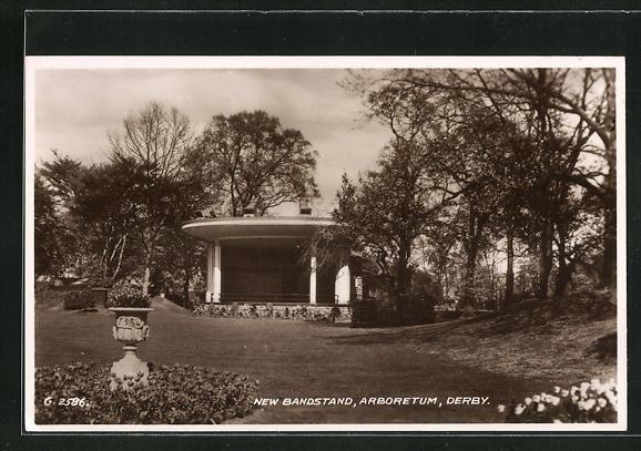 AK Derby, New Brandstand, Arboretum
