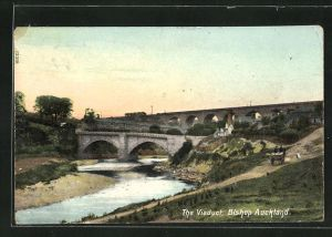 AK Bishop Auckland, The Viaduct