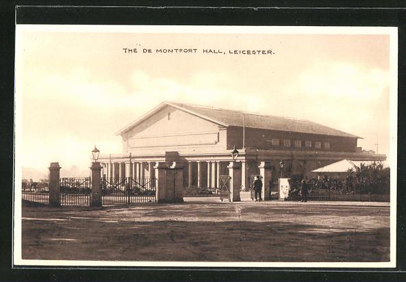 AK Leicester, The de Montfort Hall