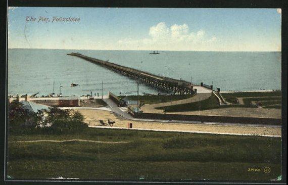 AK Felixstowe, The Pier