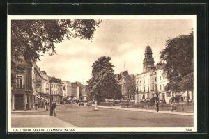 AK Leamington, The Lower Parade
