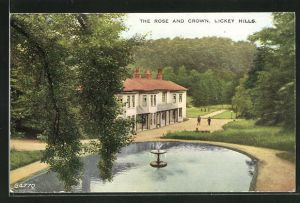 AK Lickey Hills, The Rose and Crown
