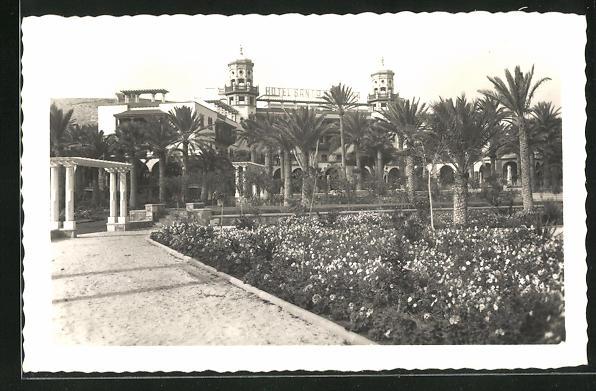 AK Las Palmas de Gran Canaria, Hotel Santa Catalina