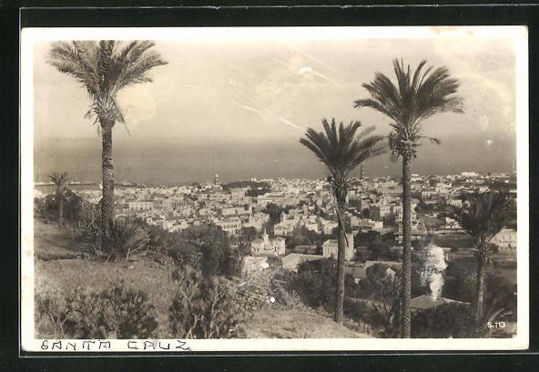 AK Santa Cruz de Tenerife, Panorama