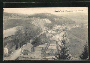 AK Rochefort, Panorama vers Jemelle