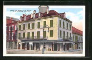 AK New Orleans, LA, Napoleon Bonaparte House