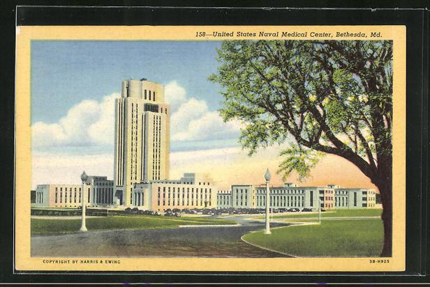 AK Bethesda, MD, United States National Medical Center