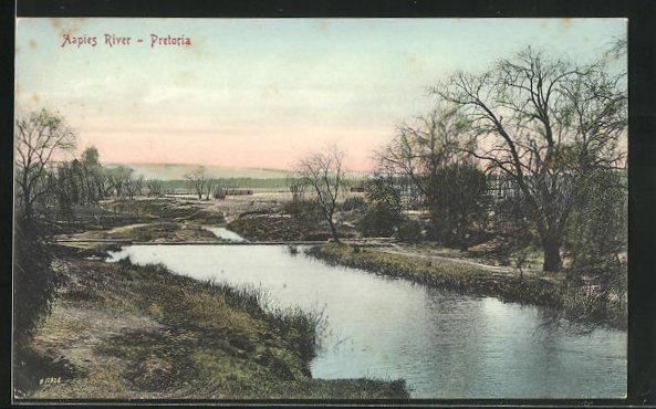 AK Pretoria, Aapies River, Flusspartie
