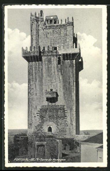 AK Beja, Torre de Menagem