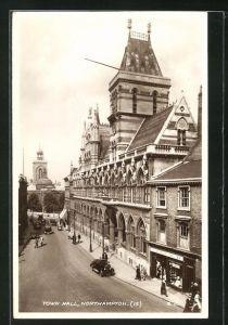 AK Northampton, View to th Town Hall