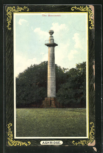 AK Ashridge, The Monument 0