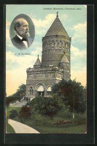AK Cleveland, OH, Garfield Memorial
